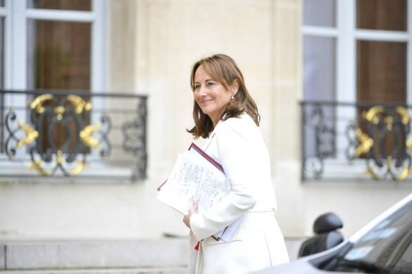 Ségolène Royal veut «bien être» dans les pubs Leclerc «si c'est pour la bonne cause»