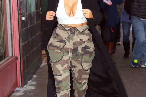 Kim Kardashian, Mariah Carey : les 10 décolletés gonflés pour l'été