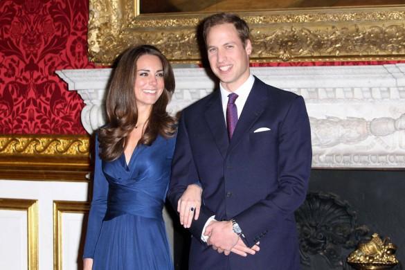 Cette robe de Kate Middleton a fait couler la marque d'une créatrice de mode (photos)