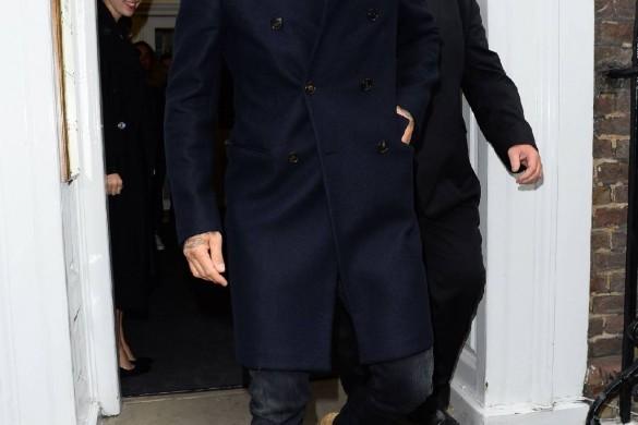 David Beckham : «nos enfants passent avant tout»