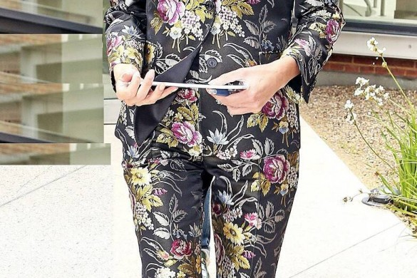 Tendance Mode : le look couture d'Alexa Chung