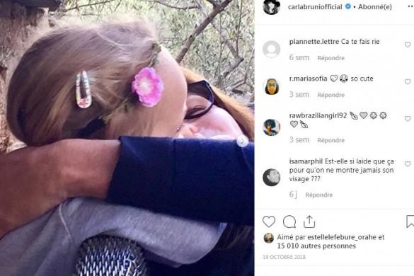 PHOTO. Carla Bruni : sa fille Giulia reine de la chasse aux œufs à Pâques