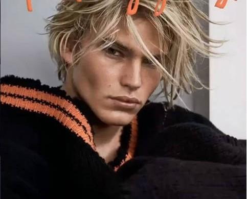 Le nouvel it boy de la mode,Jordan Barrett, est le fils d'un baron de la drogue !