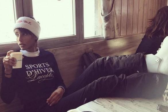 Kylie Jenner n'a pas froid, Nabilla amoureuse à New York… Le best-of Instagram de la semaine (photos)