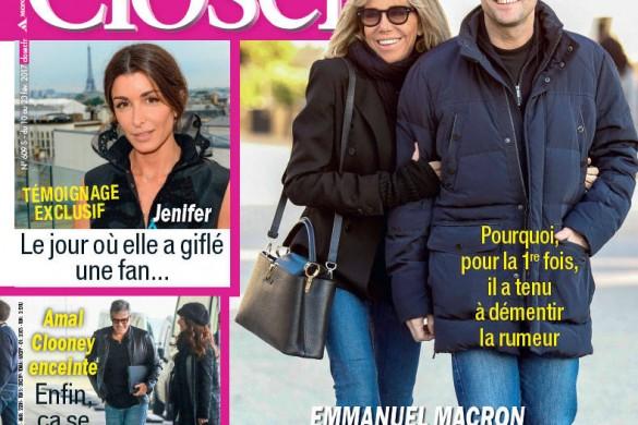 A lire dans Closer : Emmanuel Macron, non il n'est pas gay
