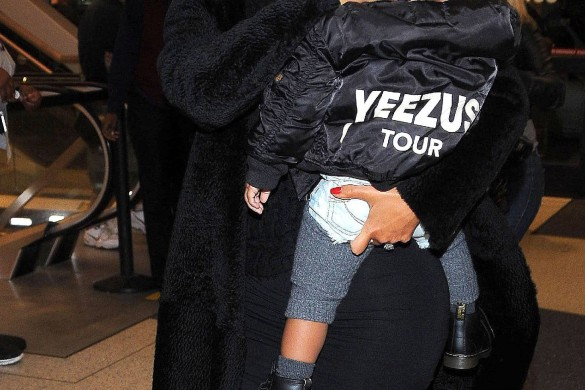 Comment Kanye West a rhabillé les Kardashian pour l'hiver…