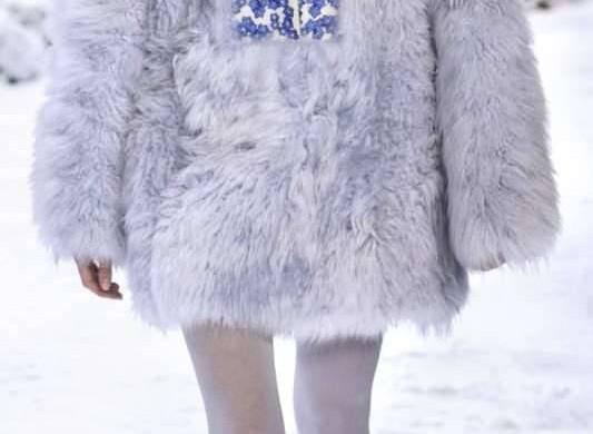 Tendance mode grand froid : reine des neiges