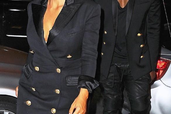 Kim Kardashian et Kanye West, Ashton Kutcher et Mila Kunis : Qui se ressemble s'assemble (Photos)