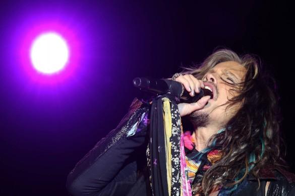 Steven Tyler annonce la fin du groupe Aerosmith
