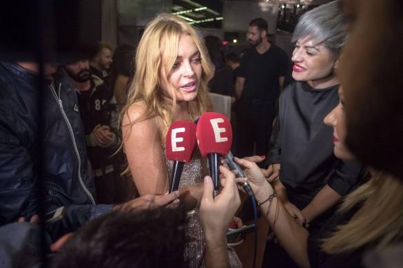 Lindsay Lohan est ruinée !