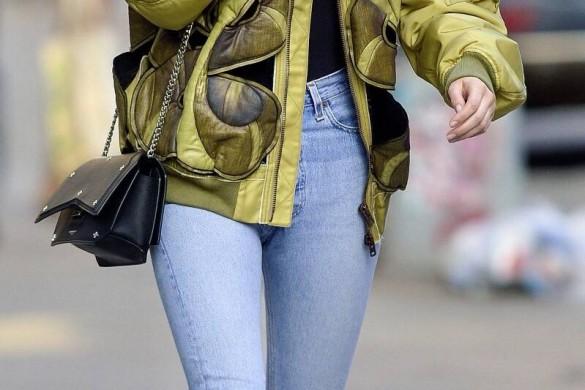 Kendall Jenner bête de mode : zoom sur son look 90's