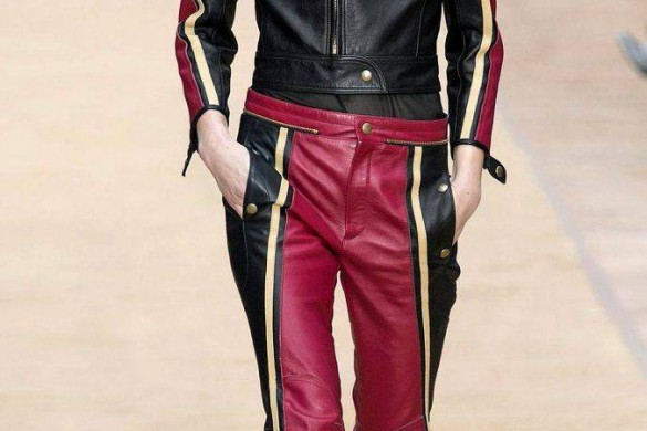 Tendance mode hiver : le look biker est de retour