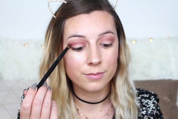 Tuto beauté : le look Party Girl de Laura Makeuptips pour le réveillon