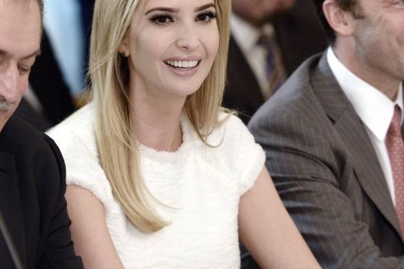 Rebelle ? Ivanka Trump porte une robe qui ne plaira pas à son père Donald Trump…