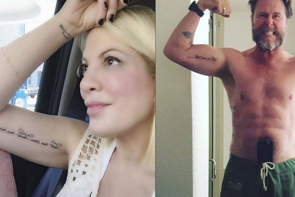 Kendall Jenner, Hailey Baldwin, Cara Delevingne… Toutes sœurs de tatouages ! (photos)