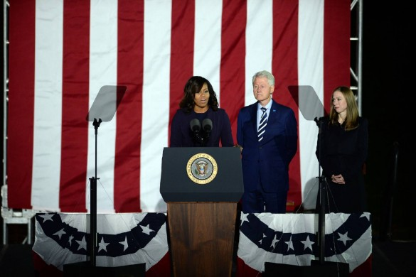 La réaction WTF de Michelle Obama après l'élection de Donald Trump