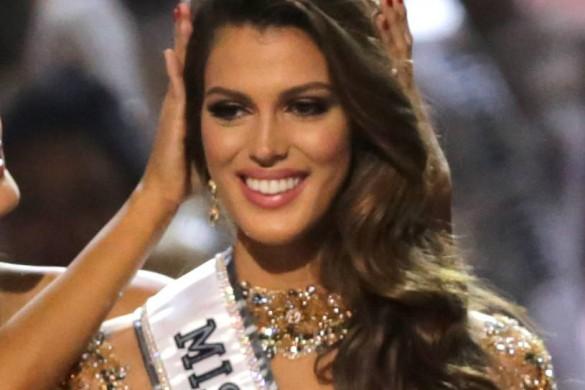 Iris Mittenaere : découvrez son premier selfie en tant que Miss Univers ! (photo)