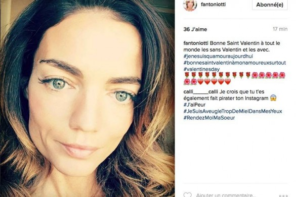 Saint-Valentin : Clara Morgane, Laeticia Hallyday… L'amour leur va si bien ! (photos)