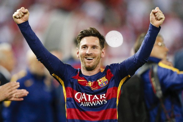 Lionel Messi arrête sa carrière internationale