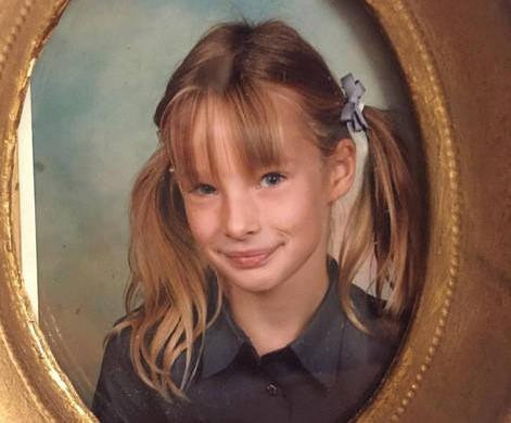 Ilona Smet dévoile un cliché trop mignon de son enfance (Photo)