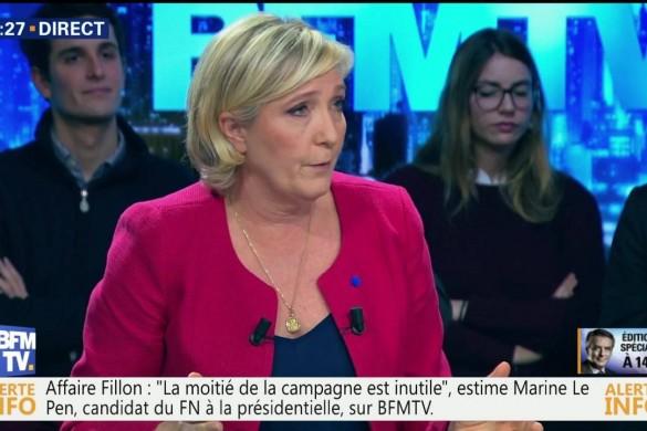 Marine Le Pen : révoltés, BFM TV et RMC lui répondent après les accusations de soutien à Emmanuel Macron