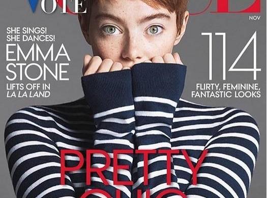 Emma Stone dévoile sa nouvelle coupe courte très sexy ! (Photo)