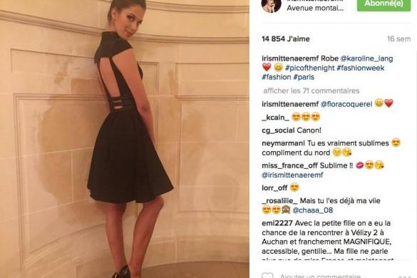 Iris Mittenaere fête ses 24 ans : zoom sur ses photos les plus sexy