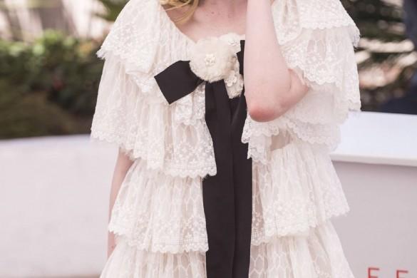 Tendance mode : j'adopte un look romantique comme Elle Fanning