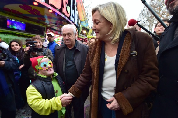 Les 10 fois où Marine Le Pen a tenté de nous faire croire qu'elle était kikoolol