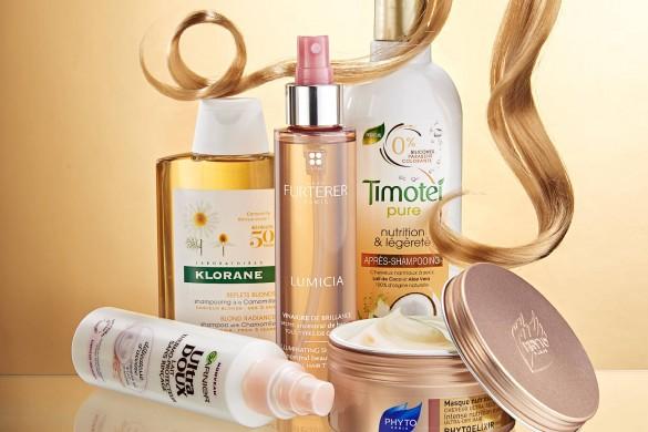 Shampooing soleil, démêlant sans rinçage, masque nourrissant intense… découvrez les produits coiffure stars du jury beauté des lectrices Closer